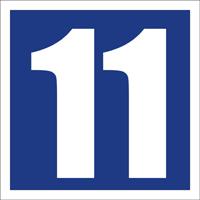 Домовой знак - 10